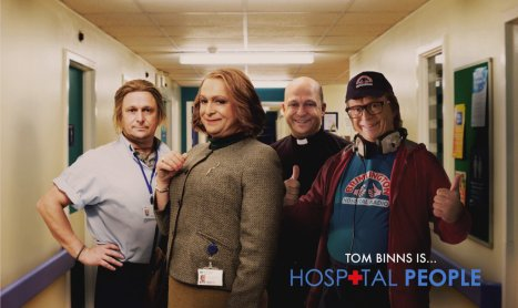 Hospital People s1: Location Avid and Assistant Editing